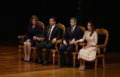 Proclamación de Marito, marcada por huellas de la dictadura