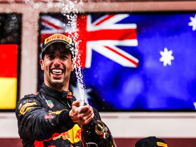 Daniel Ricciardo se queda con el GP de Mónaco