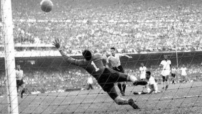 Obdulio Varela y la final de Brasil '50