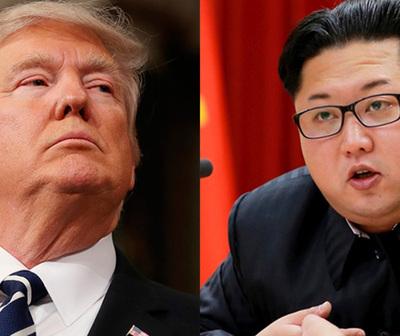 Ultiman detalles para la reunión Trump-Kim