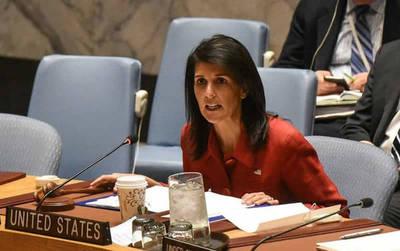 EEUU pidió al Consejo de Seguridad reunión tras ataques desde Gaza contra Israel