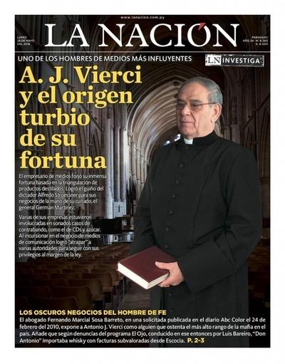 Telefuturo y Óscar Acosta mandan al tacho la supuesta libertad de prensa