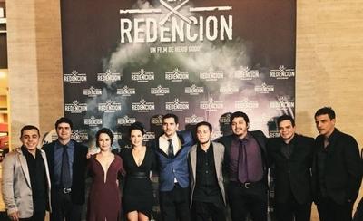 HOY / 'La redención' celebró su noche de Avant Première