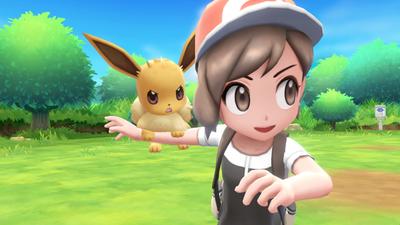 Nintendo reveló Pokémon: Let's Go para Switch