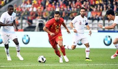 Bélgica y Portugal se tantean y firman tablas