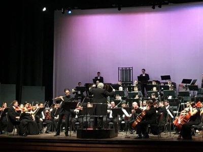 Segundo concierto de abono de la OSCA