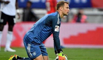 Löw apuesta por Neuer en su convocatoria definitiva para el Mundial