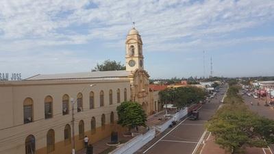 Reloj salesiano marca tiempo en Concepción hace más de 100 años