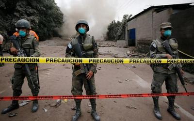 Guatemala: Sube a 70 la cifra de muertos por erupción de Volcán de Fuego