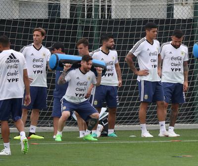 Suspenden partido entre Argentina e Israel