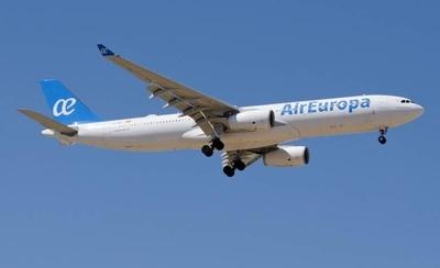 HOY / Air Europa aumenta su oferta a Asunción y Córdoba