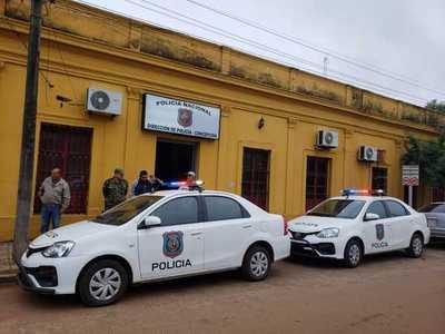 Policía de Concepción se refuerza con nuevos vehículos