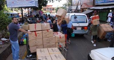 Comercio: Se espera segundo semestre complicado en Ciudad del Este