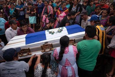 Ya son 101 las víctimas de volcán de Guatemala