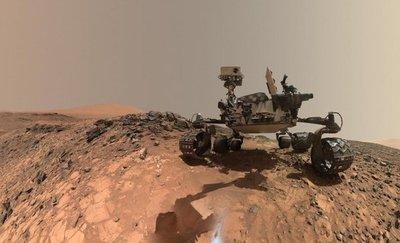 NASA halla moléculas orgánicas de 3.000 millones de años en Marte