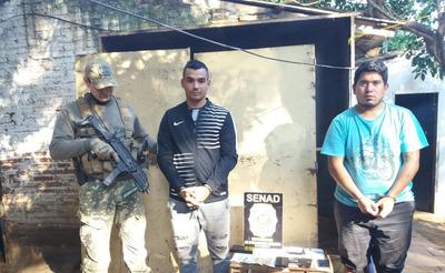 Detienen a presuntos microtraficantes en Lambaré