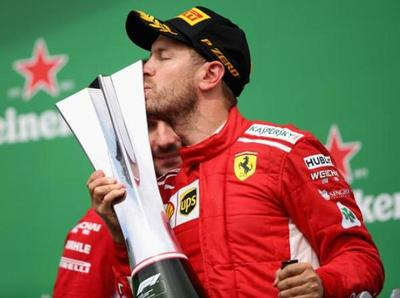 Sebastian Vettel fue el más rápido en Canadá