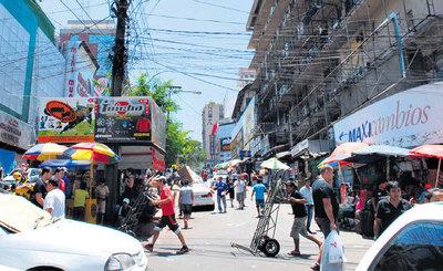 Liberan productos importados para los free shopps en el lado brasileño