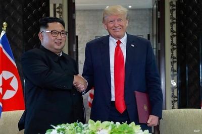 Corea del Norte se compromete a abandonar armas nucleares