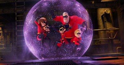 Pixar regresa a los cines con Los Increíbles 2