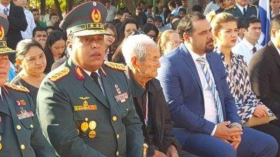 Homenajean a único ex combatiente vivo de Curuguaty