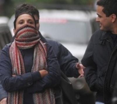 El frío seguirá toda la semana con sensación térmica de hasta 2 ºC