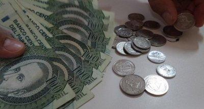 Conasam recomienda que el salario mínimo suba G. 70.000