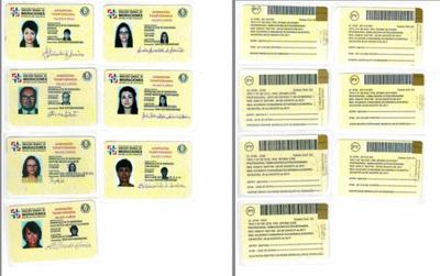 Advierten sobre circulación de carnets de radicación falsificados