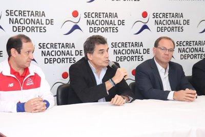 Juegos Odesur 2022: Inician preparativos para competencia en Asunción