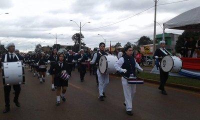 Muchos actos conmemorativos en recordación de la Paz del Chaco