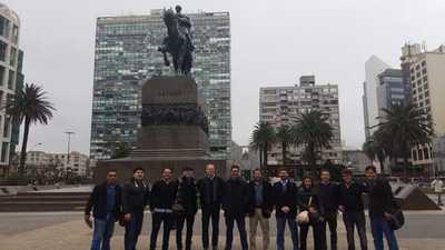 Empresas paraguayas de software, TIVA, Inventiva y Topa representaron al país en foros del Mercosur, en Uruguay
