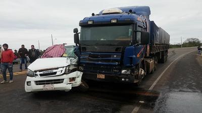Fatal accidente en Loreto