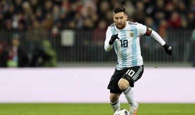 La Argentina de Messi inicia su sueño ante Islandia
