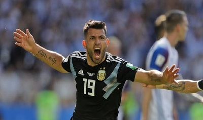 Argentina no pudo con una debutante en el Mundial de Rusia