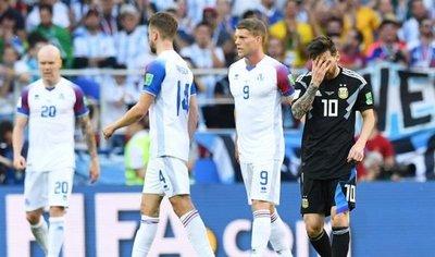 Messi: Me duele haber errado el penalti