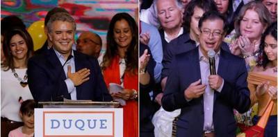 En marcha elecciones para elegir al nuevo presidente de Colombia