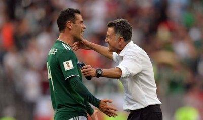 Juan Carlos Osorio: Jugamos por el amor a ganar