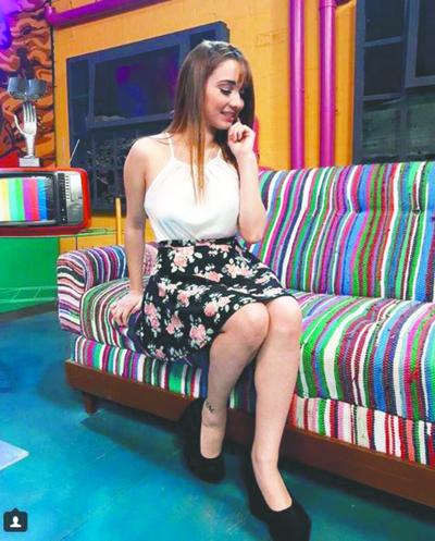 Marilina quiere participar de MasterChef Paraguay