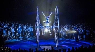 El gran show de Cirque du Soleil ya desembarca en el Jockey Club
