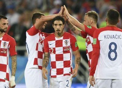 Croacia derrotó a Nigeria 2 a 0 y es líder del Grupo D