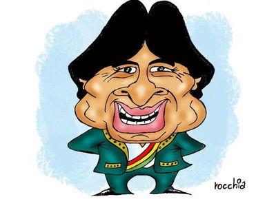 Evo Morales viajó a Rusia y se reunió con Vladimir Putin