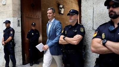 Cuñado del rey de España entró a la cárcel por corrupción