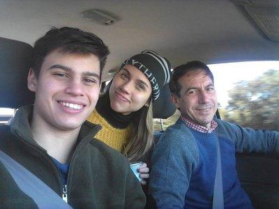 Encuentran muertos a la esposa e hijo del senador argentino Luis Naidenoff