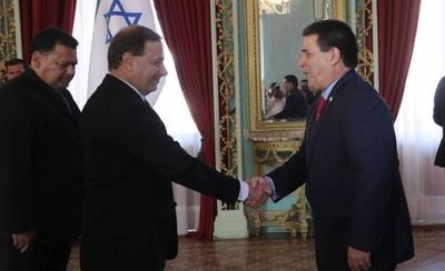 HOY / Israel apoyará para convertir al Chaco paraguayo en productor regional de alimentos