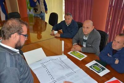 Proyectan estadio municipal para deportistas de Hernandarias