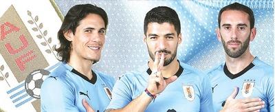 Uruguay a un paso de la clasificación