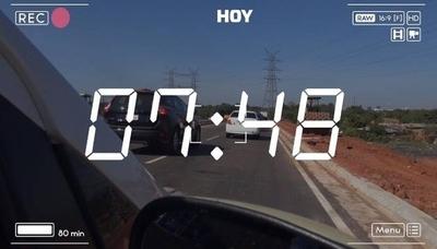 HOY / Llegar al centro de Asunción pasó de ser suplicio a ser placentero