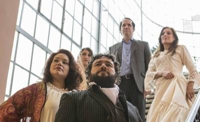"""HOY / La ópera """"Pancha y Elisa"""" sube a escena en el Teatro Municipal"""