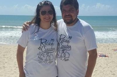 Maricha Olitte Y Su Marido Celebraron 25 Años De Casados