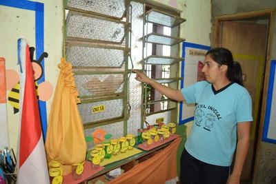 Roban por séptima vez escuela del barrio San José de CDE